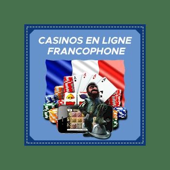 casinos en ligne francophone